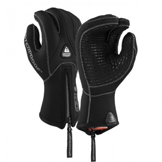 Перчатки трехпалые Waterproof G1 5 мм
