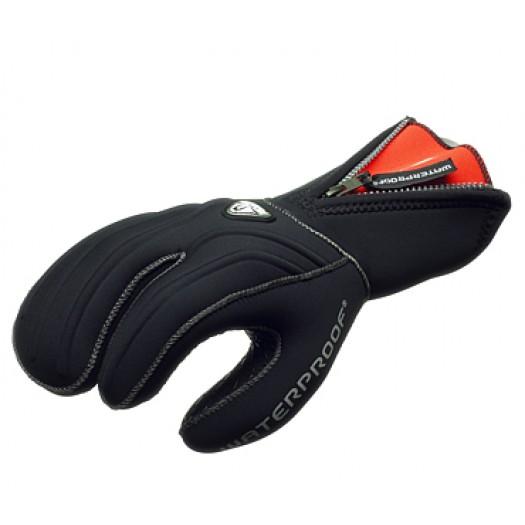 Перчатки WATERPROOF G1 трехпалые 7 мм