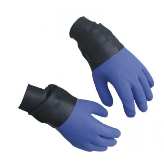 Сухие перчатки SANTI с обтюрацией