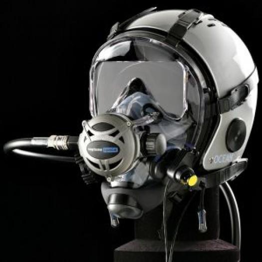 Подводный модуль связи  OCEAN REEF GSM G-Power SL для шлема