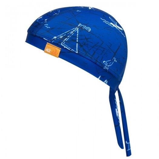 Бандана IQ-UV 230+, синие паруса