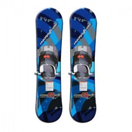 Лыжи Hoppers 103 см с креплением Grabber