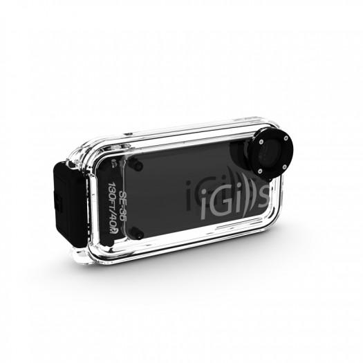 Подводный бокс для iphone iGills SE-35