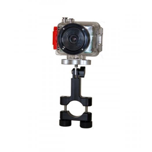 Поворотное крепление камеры на трубу до 31мм INTOVA