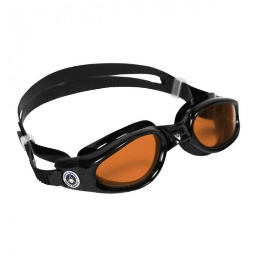 Очки для плавания Aqua Sphere KAIMAN янтарные