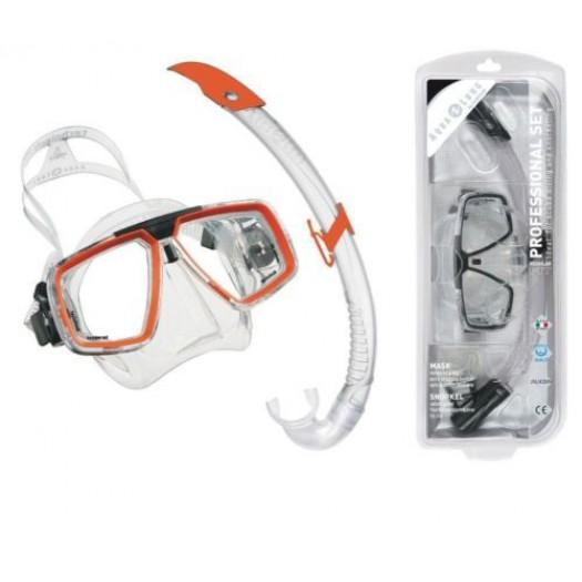 Комплект маска Look + трубка airflex LX
