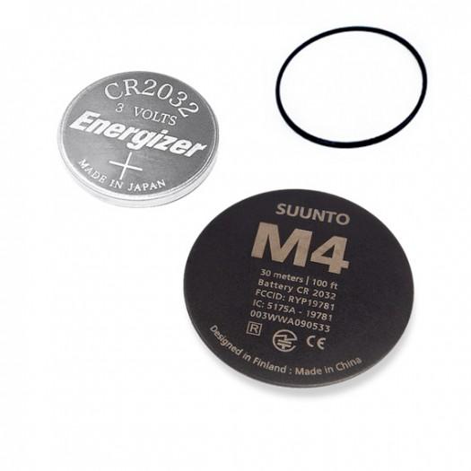 Комплект для замены батареи SUUNTO M4