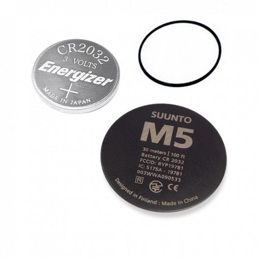 Комплект для замены батареи SUUNTO M5