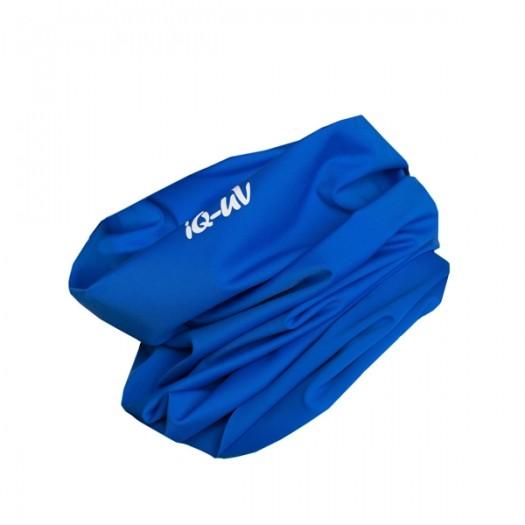 Шарф-снуд IQ-UV 300+, синий