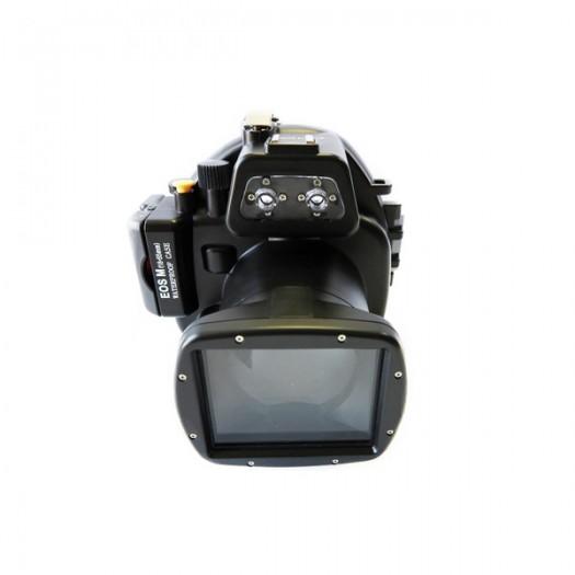 Подводный бокс Meikon для Canon EOS M