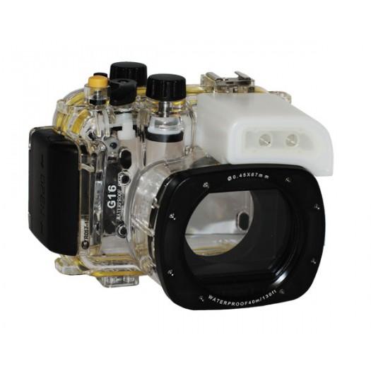 Подводный бокс Meikon для Canon Powershot G16