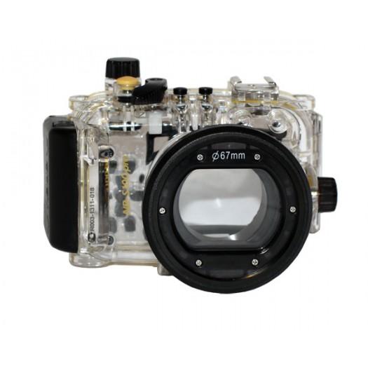 Подводный бокс Meikon для Canon Powershot S100