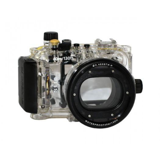 Подводный бокс Meikon для Canon Powershot S110