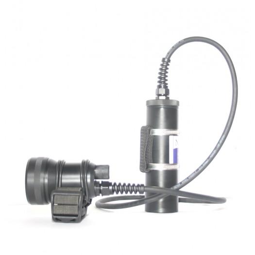 Подводный фонарь канистровый Nord Sea Micro 1000RC