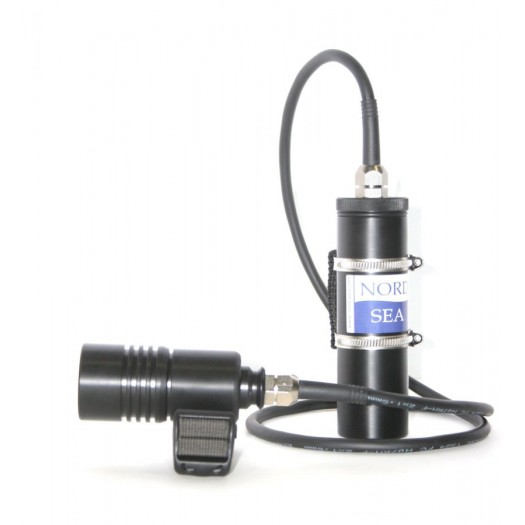 Монокорпусный фонарь NORD SEA Nano 600