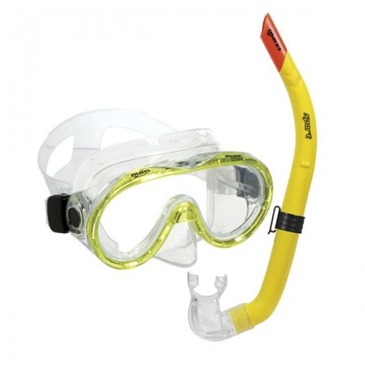 Комплект маска и трубка Ocean MARES