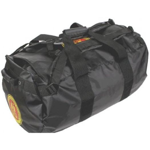 OMS Большая сумка-рюкзак для снаряжения Black Gear Bag Knapsack