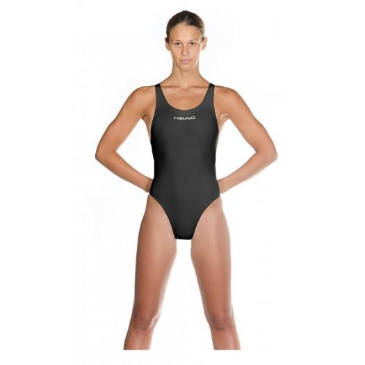 Спортивный купальник HEAD RACING TANK черный