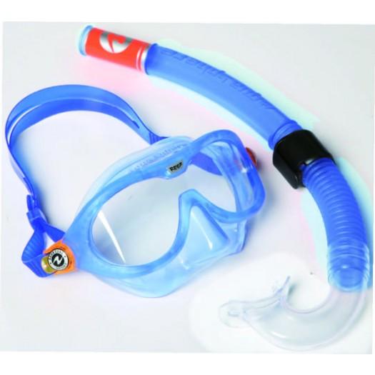 Комплект маска и трубка REEF DX детский Aqua Lung Technisub