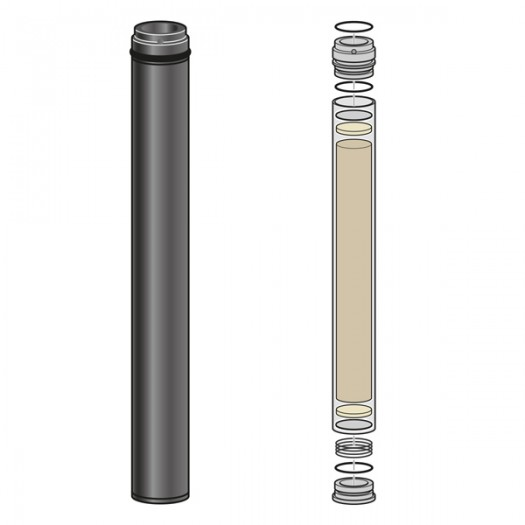 Картридж молекулярное сито для компрессора Coltri MCH6