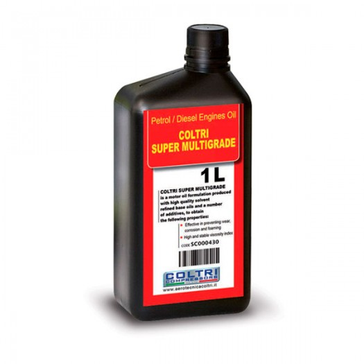 Масло моторное синтетическое Coltri Super Multigrade