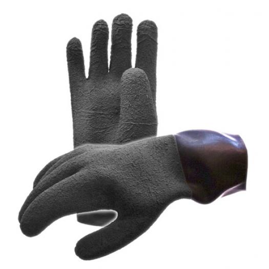 WaterProof перчатки латексные к сухому гидрокостюму
