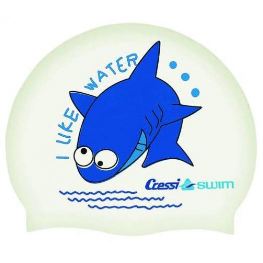 Шапочка для плавания CRESSI Junior
