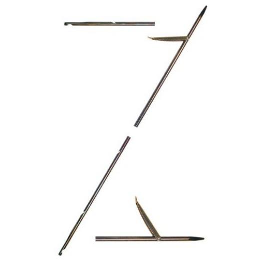 Гарпун Tahitian 6,5 мм с трехгранным наконечником rockwell BEUCHAT