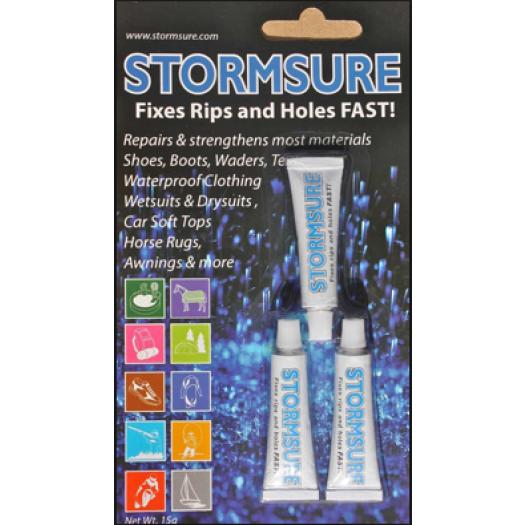 Клей Stormsure для резины, ПВХ, ткани