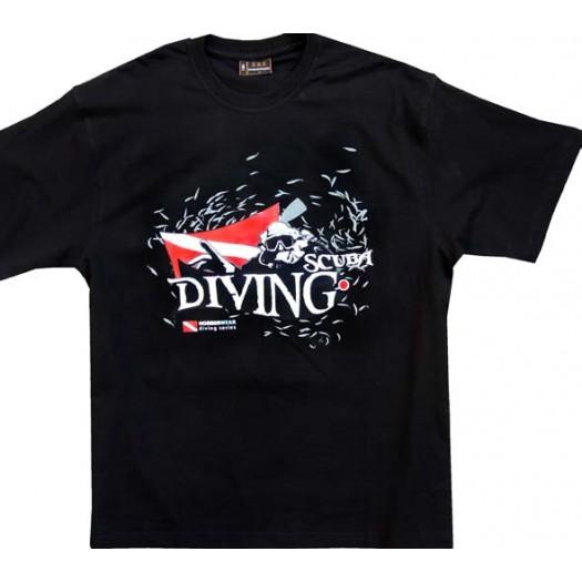 Футболка мужская Scuba Diving