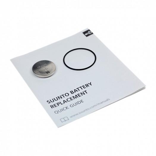 Комплект для замены батареи SUUNTO Core, Lumi, t4, t3, t1