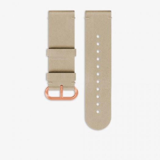 Ремешок SUUNTO Essential White Copper кожаный