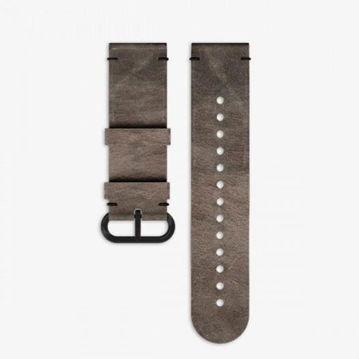 Ремешок SUUNTO Essential Steel кожаный