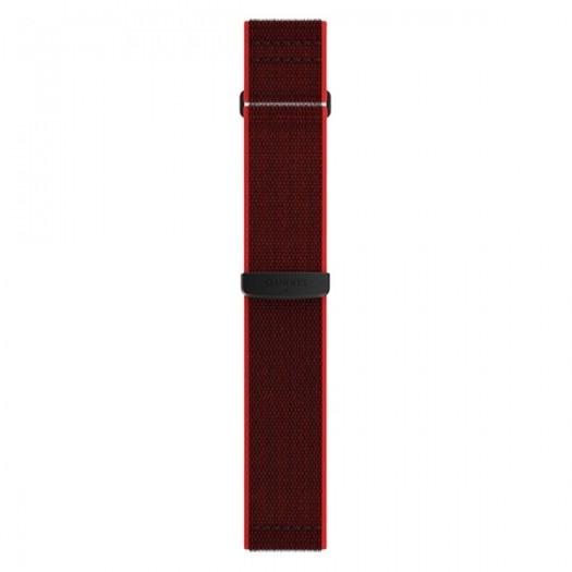 Текстильный ремешок Suunto Athletic 6 шириной 24 мм красный