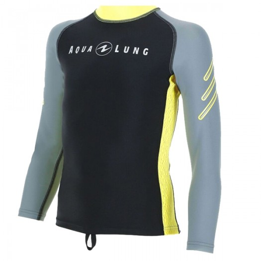Футболка детская Aqua Lung Junior длинный рукав