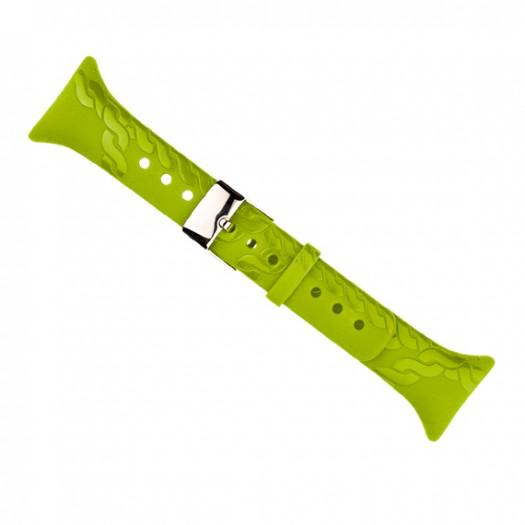 Ремешок SUUNTO M серии с плетёным узором Lime