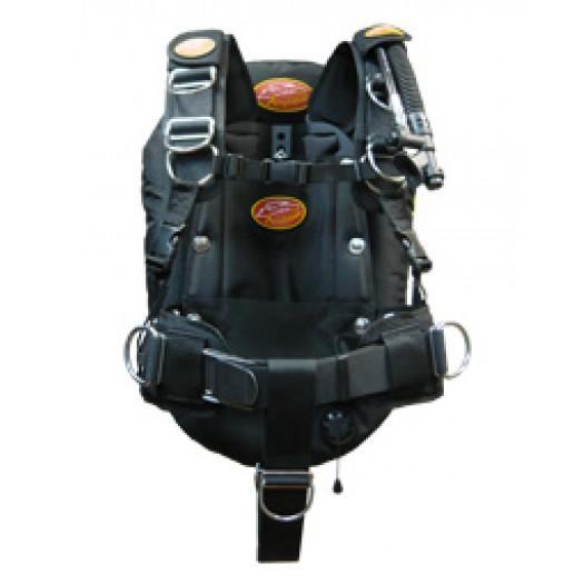 Комплект Amphibian-Gear Tech Harness с крылом 50lb