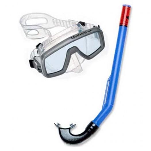 Комплект маска Ventura midi + трубка Mix Junior
