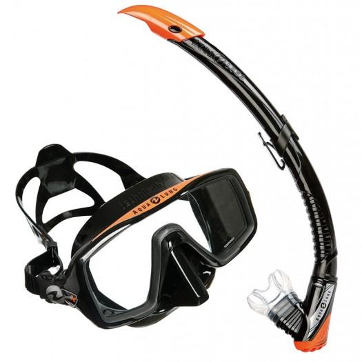 Комплект маска Aqua Lung - Technisub Ventura и Трубка Aqua Lung Zephyr