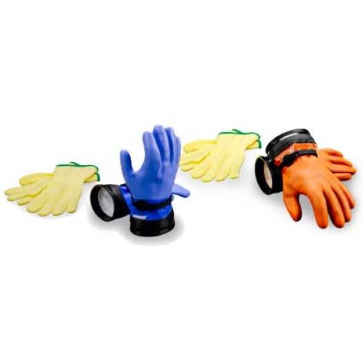 Перчатки к сухому костюму DUI