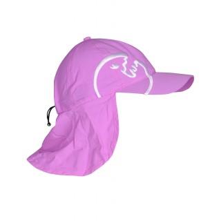 Кепка детская с защитой для шеи UV 200+ iQ