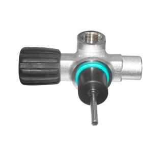 Вентиль BTS модульный, О2 очищенный 25x2, 300Bar