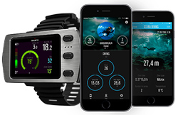Suunto EON Steel с приложением Suunto Movescount